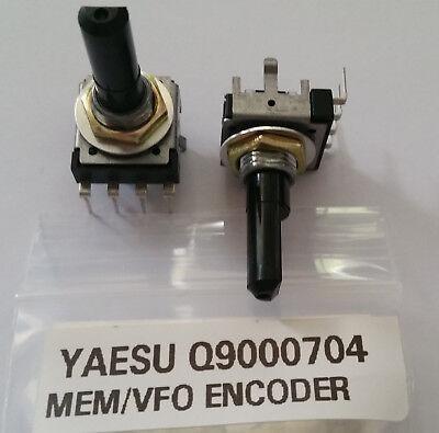 Yaesu FT-847 ORIGINAL MEM//VFO.CH  rotary encoder BRAND NEW-Original