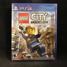 Lego City Undercover PS4 (PlayStation 4,2017) BRAND NEW / Region Free