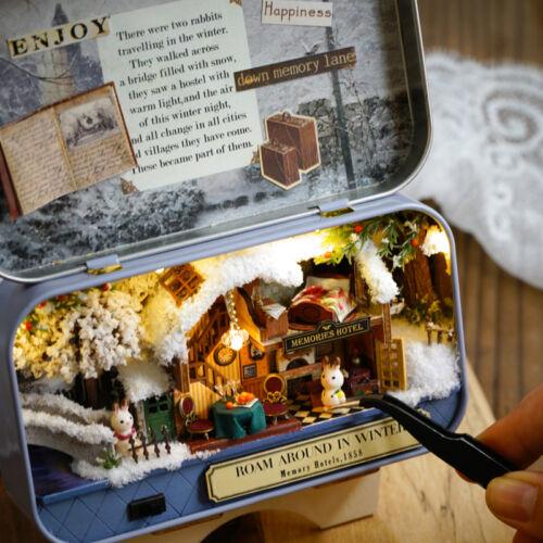 Do It Yourself Artisanat Miniature Projet Maison de Poupées The Old Fois Trilogy