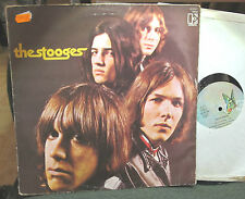 The Stooges Elektra Iggy Pop and 1st lp first 1969 debut john cale punk '72 re !