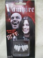 Billy Bob Triple Vampire Fangs Gothic Unisex Vamp Madame Beast Werewolf Twilight