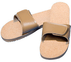 41ff4a0e24d4c1 Image is loading Maseur-Gentle-Massage-Sandal-Women-039-s-Size-
