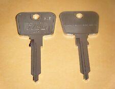 PORSCHE 911, 912, 914  KEY BLANK  (PO5  KEY BLANK) 1970 - 1998