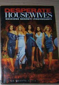 DVD-Desperate-Housewives-edizione-segreti-provocanti-La-quarta-serie-completa