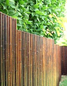 Sichtschutz-ATY-NIGRA-Bambus-Gartenzaun-Windschutz-Sichtschutzmatte-in-13-Groessen