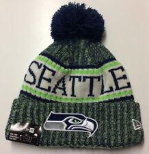 288bedb8a14 item 1 2018 Seattle Seahawks New Era NFL Knit Hat On Field Sideline Beanie  -2018 Seattle Seahawks New Era NFL Knit Hat On Field Sideline Beanie
