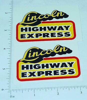Hyster Karry Krane Replacement Sticker Set       HY-002