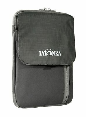 Di Carattere Dolce Tatonka Cross Body Bag Check In Folder Titan Grey