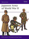 Japanese Army of World War II by Philip Warner (Paperback, 1973)