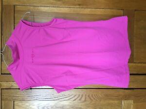 Emanuel-Ungaro-Weekend-sleeveless-top-in-bright-pink-size-12-14-IT46