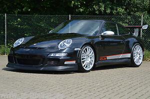 Seitenschweller-Sideskirts-ABS-fuer-Porsche-911-997-4S-Turbo-ab-Bj-2006-2008