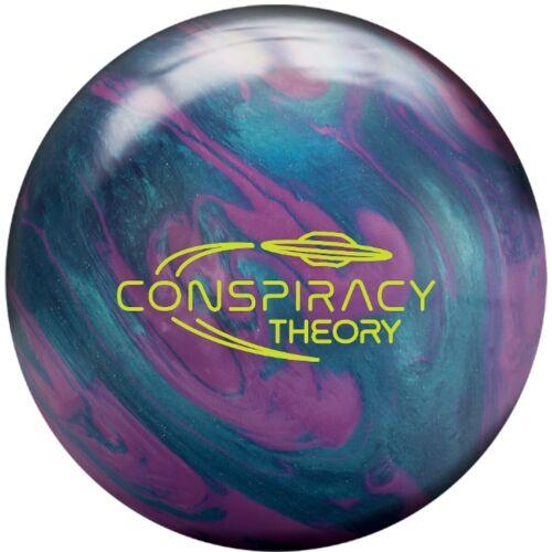 Radical Conspiracy Theory Bowling Ball NIB 1st Quality