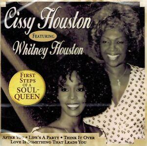 MUSIK-CD NEU/OVP - Cissy Houston Featuring Whitney Houston