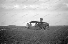 Hochdecker-Beute-Flugzeug-Wehrmacht-Luftwaffe-Frankreich-