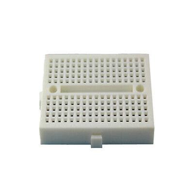 10x 170 Tie-points Mini Solderless  Hot Sale Breadboard for Arduino Cheap