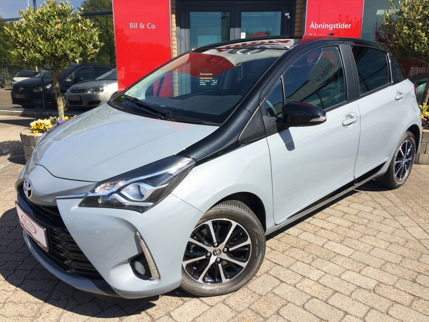 Toyota Yaris 1,5 VVT-iE T3 Design 5d