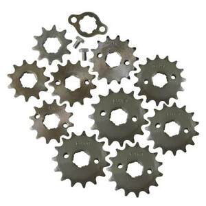 10-19-Tooth-428-Chain-20mm-Front-Sprocket-Pit-Trail-Quad-Dirtbike-ATV-Buggy