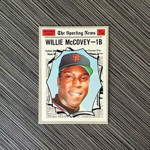 1970 Topps Willie McCovey # 450 All-Star | NR-MINT to MINT / NM-MT | PSA Worthy
