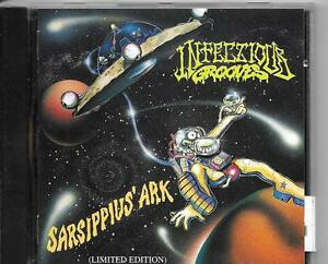 CD-ALBUM-19-TITRES-INFECTIOUS-GROOVES-SARSIPPIUS-ARK-LIMITED-EDITION-1993