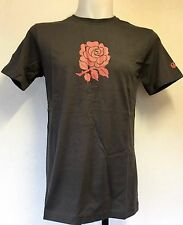 ENGLAND RUGBY PHANTOM UGLIES ROSE GRAPHIC TEE SHIRT BY CANTERBURY SIZE SMALL NEW