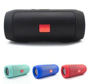 ALTAVOZ PORTATIL CON BLUETOOTH ALTAVOCES INALAMBRICO DE USB MICRO SD RADIO AUXI