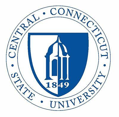 Central Connecticut State University Sticker Decal R753