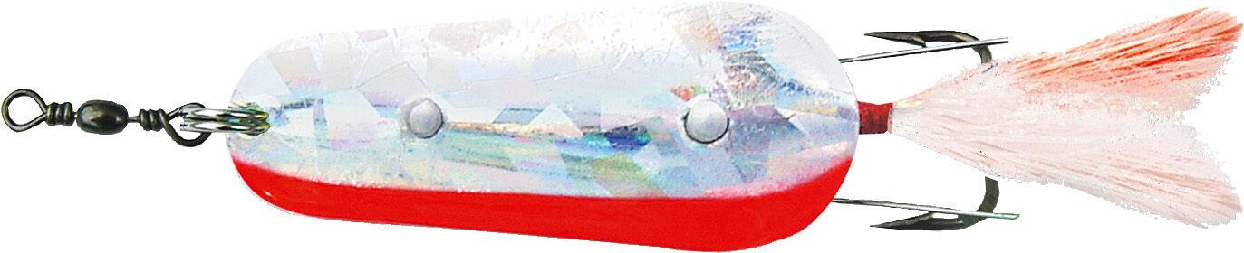 Angelsport ZEBCO Weedy Blinker Krautblinker 16g in verschiedenen Farben