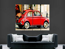 FIAT ABARTH 695 TRIBUTO Photo Poster Print Art * All Sizes AD148 CAR POSTER