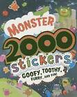 Monster 2000 Stickers by Parragon Books (Paperback / softback, 2015)