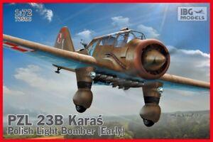 PZL-23-B-KARAS-POLNISCHE-BOMBER-72506-1-72-IBG-NEUHEIT-TOP-BAUSATZ