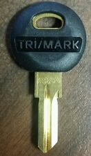 BLANK TriMark Key KS800 Part# 14472-04-2001, USED for CH501-550 RV/CAMPERS