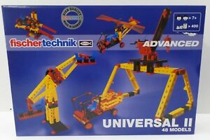 Fischertechnik-Advanced-Universal-2-93290-NEU-NEW