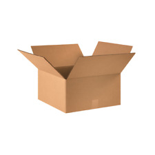 16x16x8 Shipping Boxes 25 Pack Packing Mailing Moving Storage