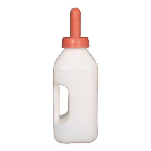 2 L High Quality Plastic Calf Feeding Milk Bottle For Animal Cows