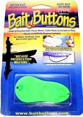 Bait Buttons Dispenser w/100 Buttons