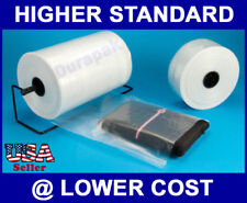 6 2 Mil 2150 Poly Tubing To Make Various Sizes Of Bags For Odd Shaped Product