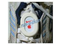 LACELID NIKE+ iPod Sport Kit WHITE Adaptor LACE LID RUN