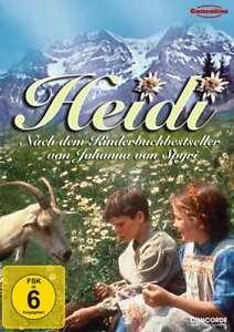 Heidi (1993) (Nuovo/Scatola Originale) dopo Johanna Spyri con Jason composízíoní, Jane Seymour, Lexi R