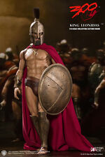 Star ACE King Leonidas 300 Collector Figure Licensed by Warner Bros #0030