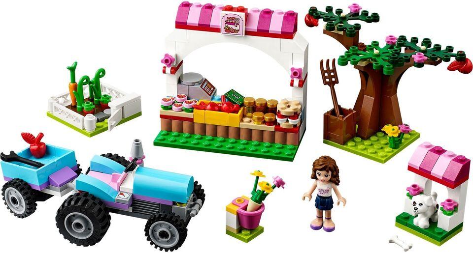 Lego Friends, 41026 Sommerhøst Uåbnet