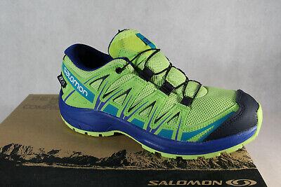 salomon xa pro 3d gtx yellow trainer