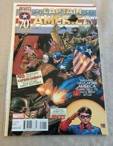 Captain America #1 NM- 70TH Anniversary Variant Striking Hitler Marvel 2011