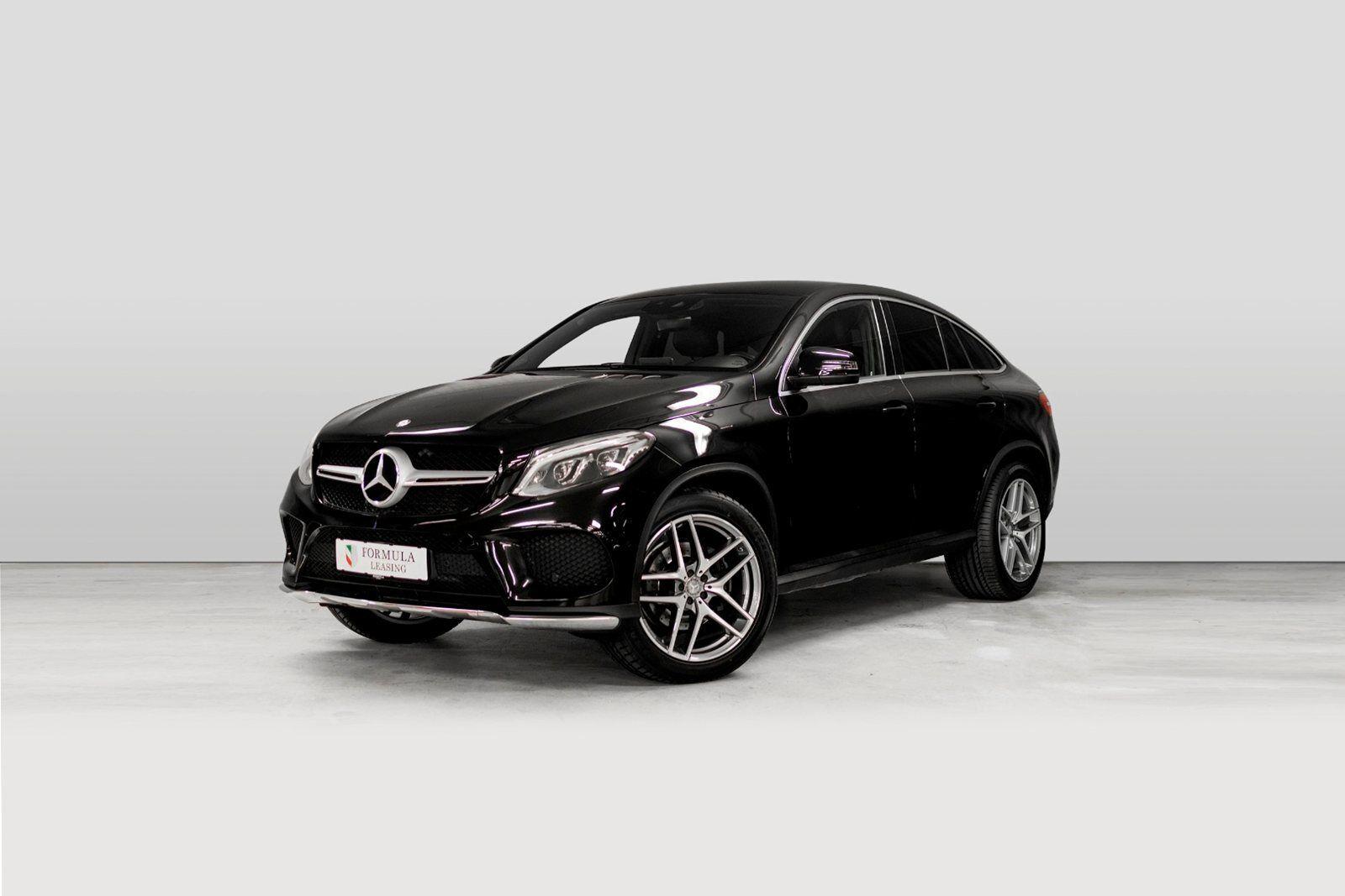Mercedes GLE350 d 3,0 Coupé aut. 4-M 5d - 7.750 kr.