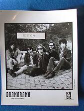 "Original Press Promo Photo - 10""x8"" - Dramarama - 1993"