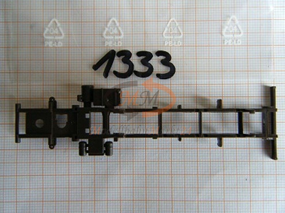 30x 30x 30x ALBEDO Ersatzteil Ladegut Chassis Oberteil dunkelbraun H0 1 87 - 1333  | Das hochwertigste Material  6c41c4