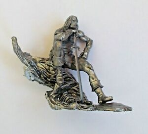 1 30 Conan The Barbarian Tin Metal Soldier Fantasy Warrior Figure 55 Mm New Ebay