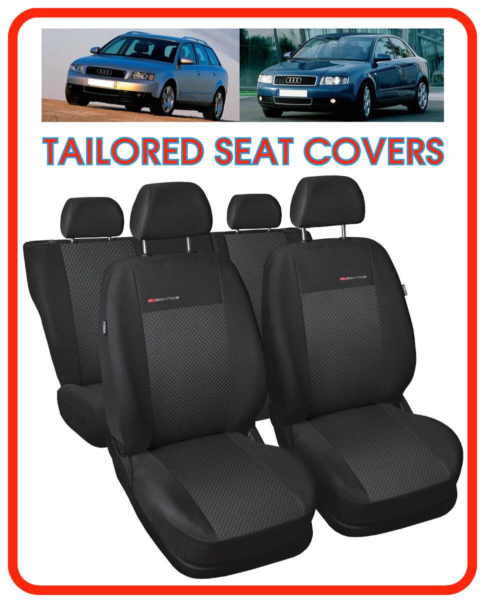 Appositamente sagomata Car Seat Covers per AUDI A4 B6 SaloonEstate