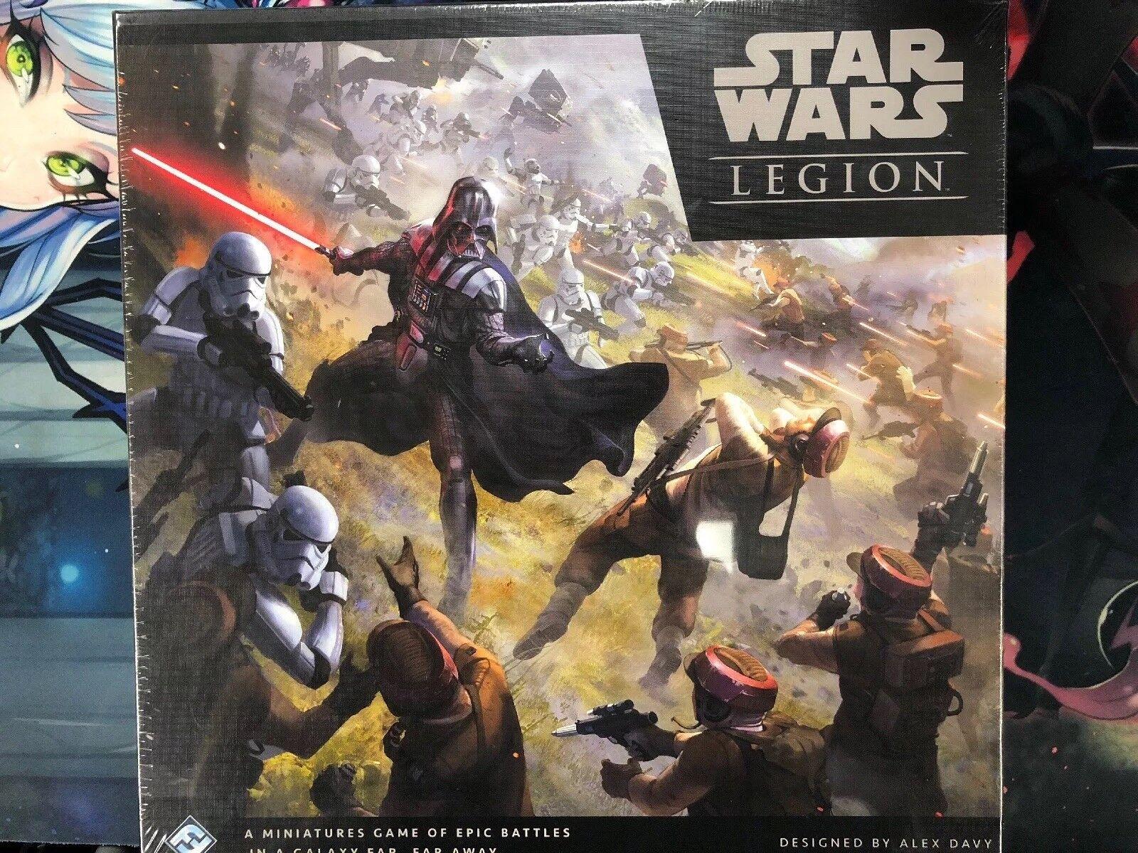 Star Wars Legion - Core Starter NIB Factory Sealed