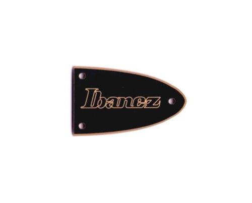 Sound Gear IBANEZ SR SDGR BASS GUITAR TRUSS ROD COVER name plate Black/&Gold