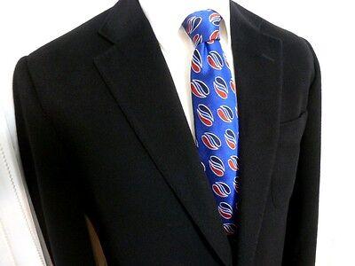Turnbull & Asser Tessuto Di Seta Cravatta Di Lusso Handmade-mandato Hrh Principe Di Galles-mostra Il Titolo Originale